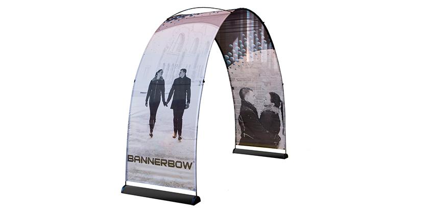 Bannerbow displaysysteem