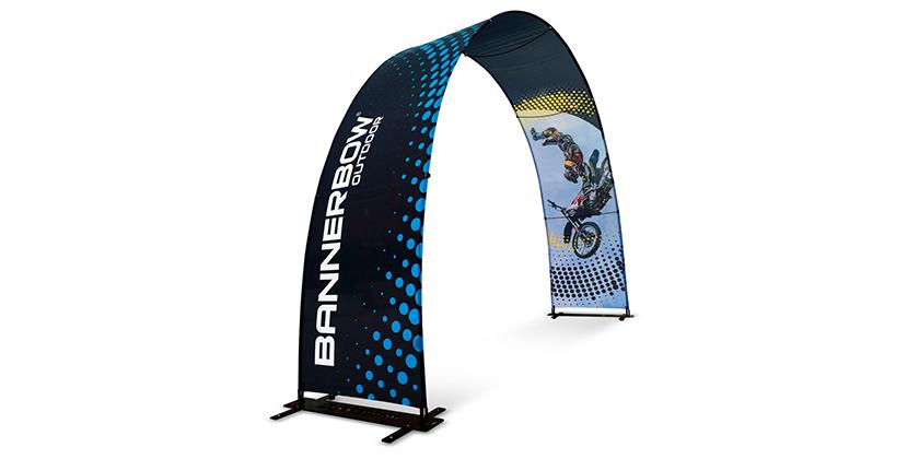 Bannerbow Hybrid displaysysteem