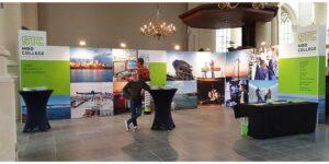 Expolinc beursstand STC Rotterdam